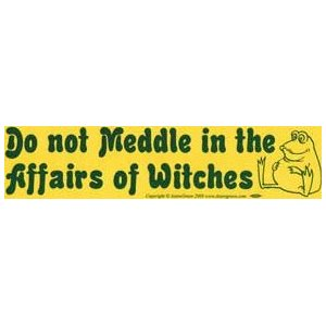 Do Not Meddle Witches