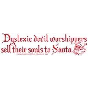 Dyslexic Devil
