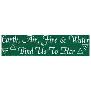 Earth Air Fire & Water