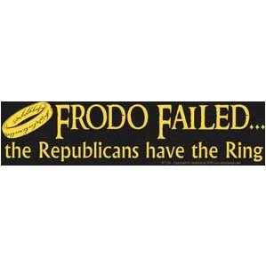 Frodo Failed