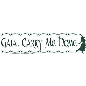 Gaia, Carry Me Home