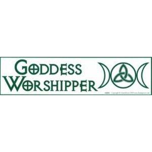 Goddess Worshipper