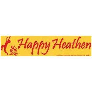 Happy Heathen