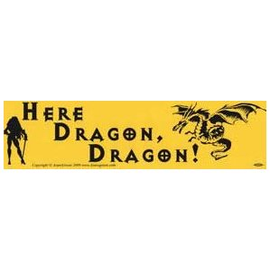 Here Dragon Dragon