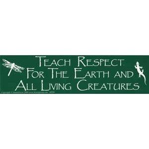 Teach Respect