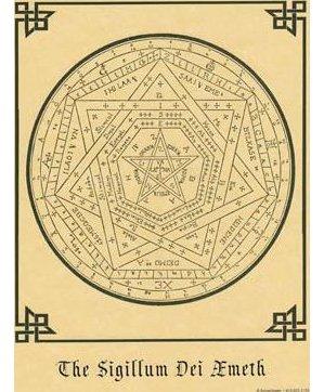 Sigillum Dei Aemeth Poster