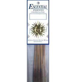 White Sage escential essences incense sticks 16 pack