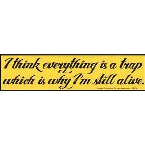 I Think Everything