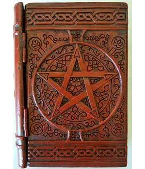 Pentagram Book Box