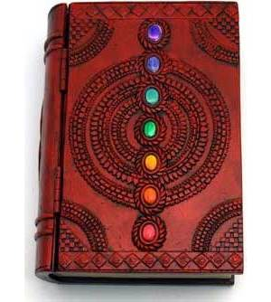"4"" x 6"" Chakra book box"