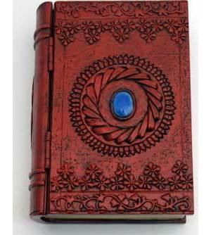 "4"" x 6"" Blue Stone book box"