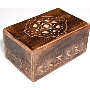 "4"" x 6"" Celtic Cross Box"