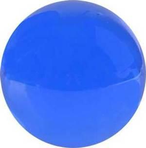 80mm Aqua crystal ball