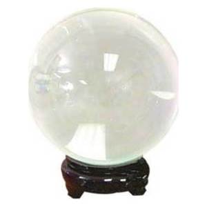 95mm Clear Crystal Ball