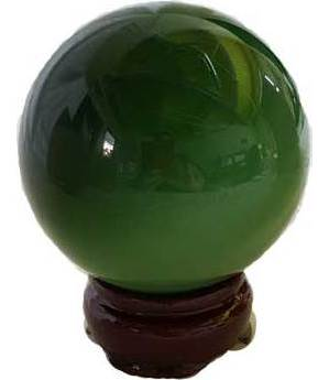 75mm Green Cat's Eye