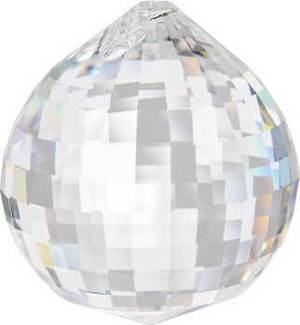 40mm Disco Faceted Crystal Ball