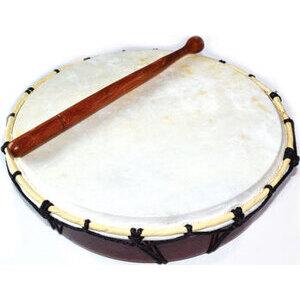 """12"""" Cermonial Drum"""