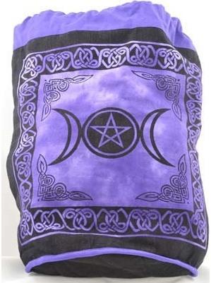 Triple Moon Backpack