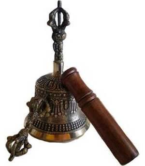 Tibetan Bell with Dorji