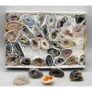 Flat of Agate Geode