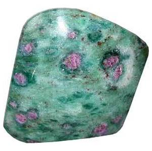 Ruby Zoisite Free Shape