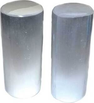 Selenite harmonizer (set of 2)