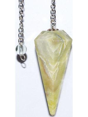 6-sided Serpentine pendulum