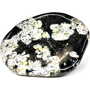 1 kg Jade, Black palm stone (~18/pk)