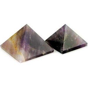 30-35mm Amethyst Pyramid