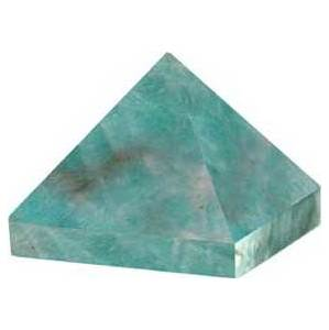 25-30mm Amazonite pyramid