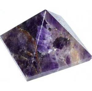 30-40mm Amethyst pyramid