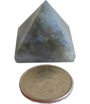 25-30mm Labradorite Pyramid