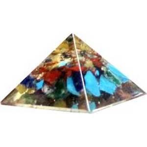 25-30mm Orgone Mixed pyramid
