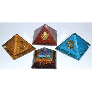 70mm Orgone Various pyramid