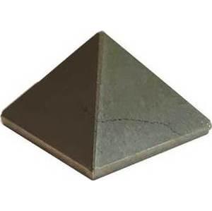 25-30mm Pyrite Pyramid