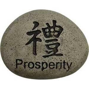 """Prosperity Stone 2 3/4""""X 3 1/2"""""""