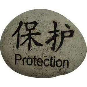 "Protection Stone 2 3/4""X 3 1/2"""