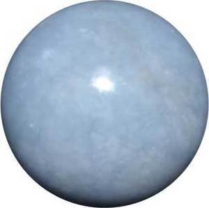 40mm Angelite sphere