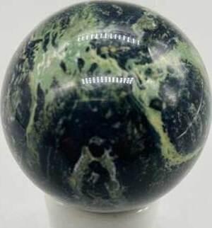 40mm Jasper, Kambaba sphere