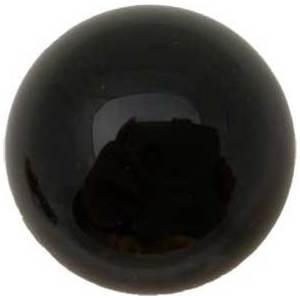 40mm Obsidian, Black sphere