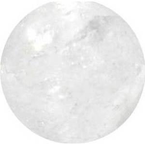 40mm Clear Quartz sphere