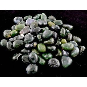 1 Lb Moss Agate Tumbled Stones