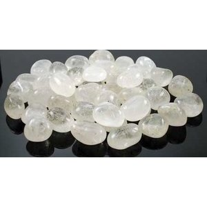 1 Lb Quartz Tumbled Stones