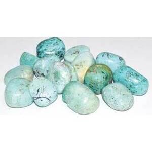 1 lb Turquoise tumbled stones