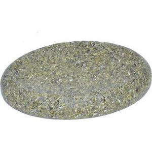 Epidote worry stone