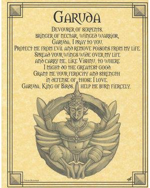 Garuda Poster