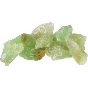1 Lb Green Calcite Untumbled Stones