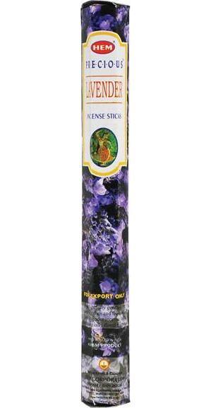 Lavender Hem Stick Incense 20pk