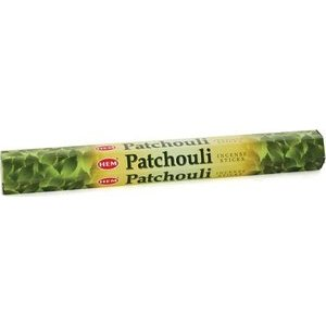 Patchouli Hem Stick Incense 20pk