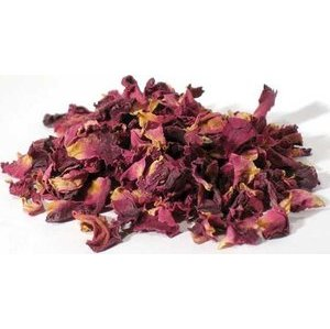 Red Rose Buds & Petals 1oz